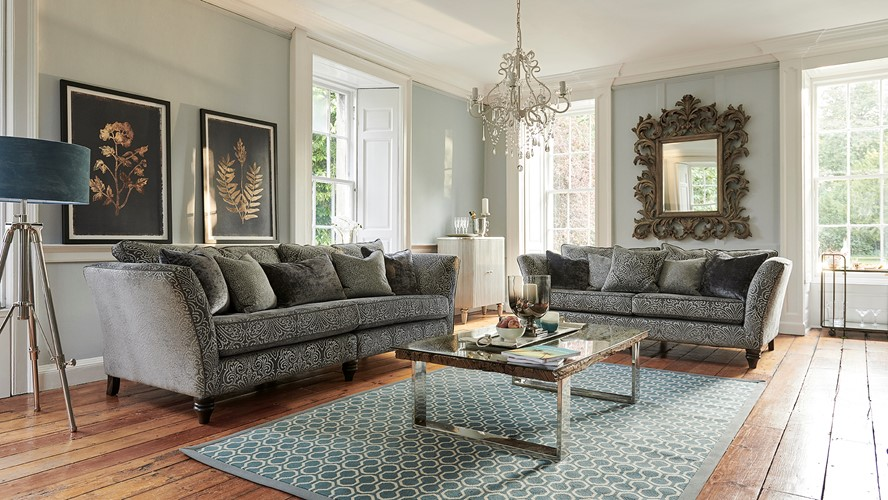 Haskell Grand Split Sofa