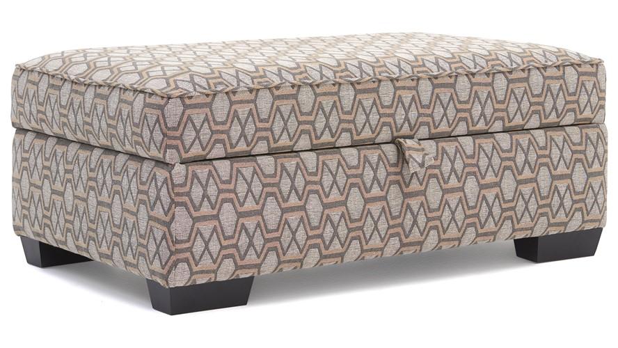 Hebden Footstool