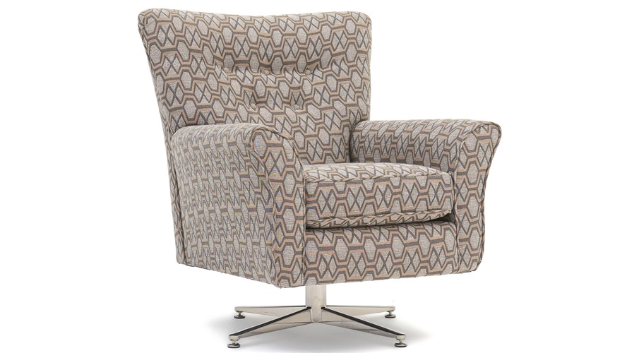 Hebden Swivel Chair