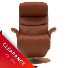 Ex-display Henrick Medium Power Recliner Chair