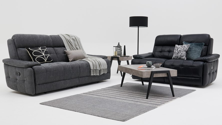 Heston 2 Seater Recliner Sofa