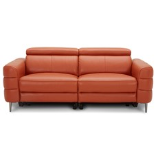 Hoy 3 Seater Sofa with Manual Headrests
