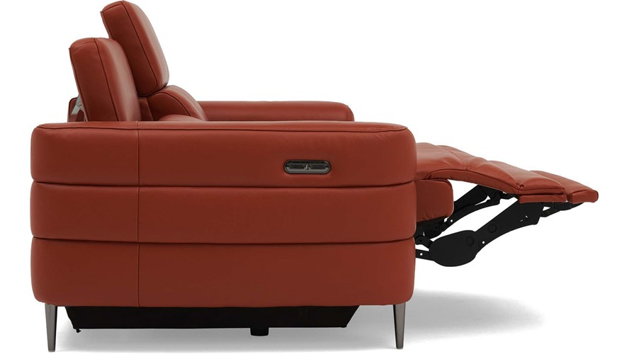 Hoy 3 Seater Power Recliner with Power Headrests