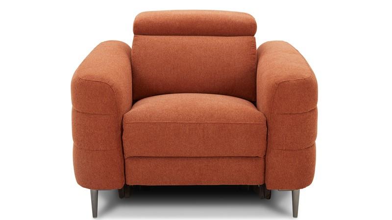 Hoy Armchair with Manual Headrest