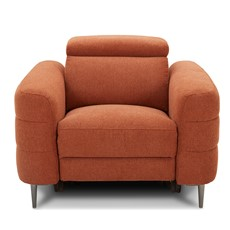 Hoy Power Recliner Armchair with Manual Headrest