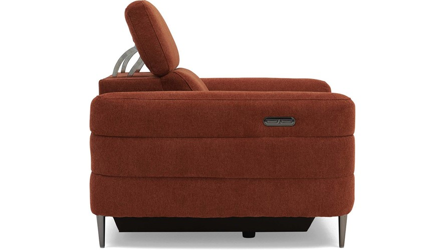 Hoy Power Recliner Armchair with Power Headrest