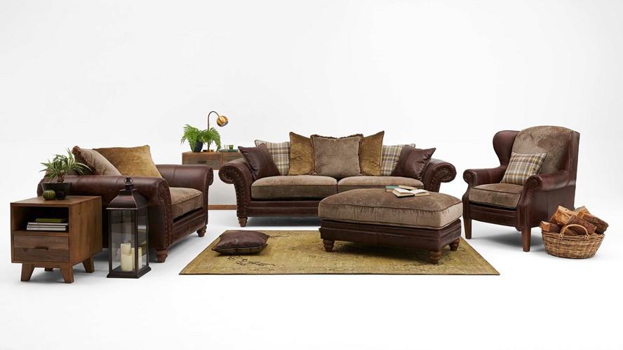 Alexander Amp James Hudson 3 Seater Sofa Sterling Furniture