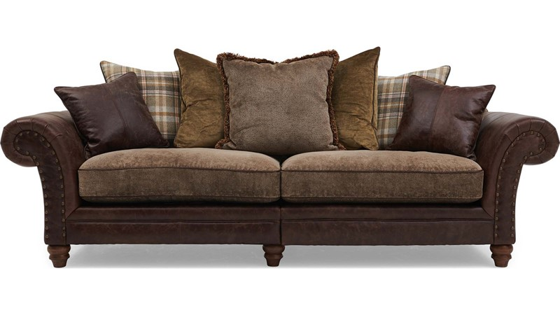 Alexander & James Hudson 4 Seater Sofa