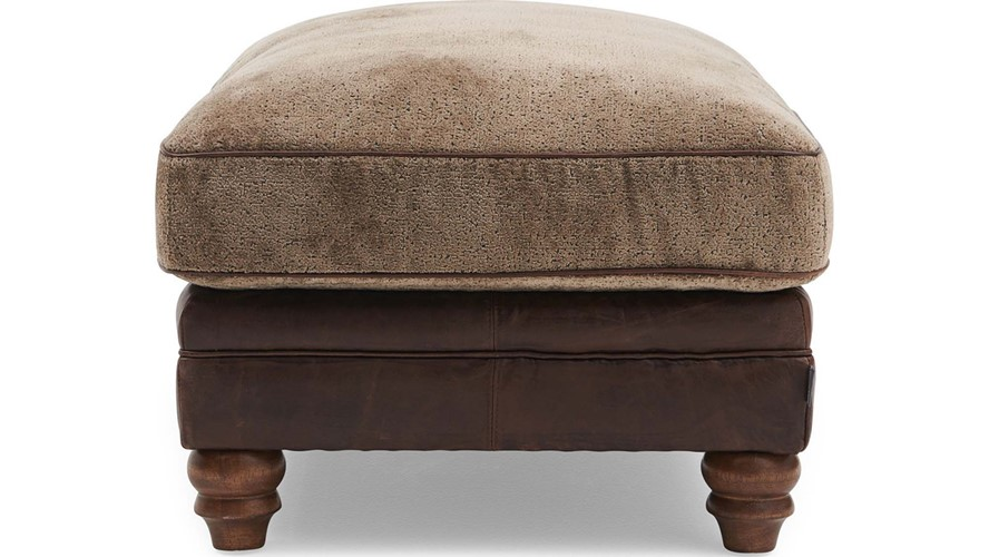 Alexander & James Hudson Footstool