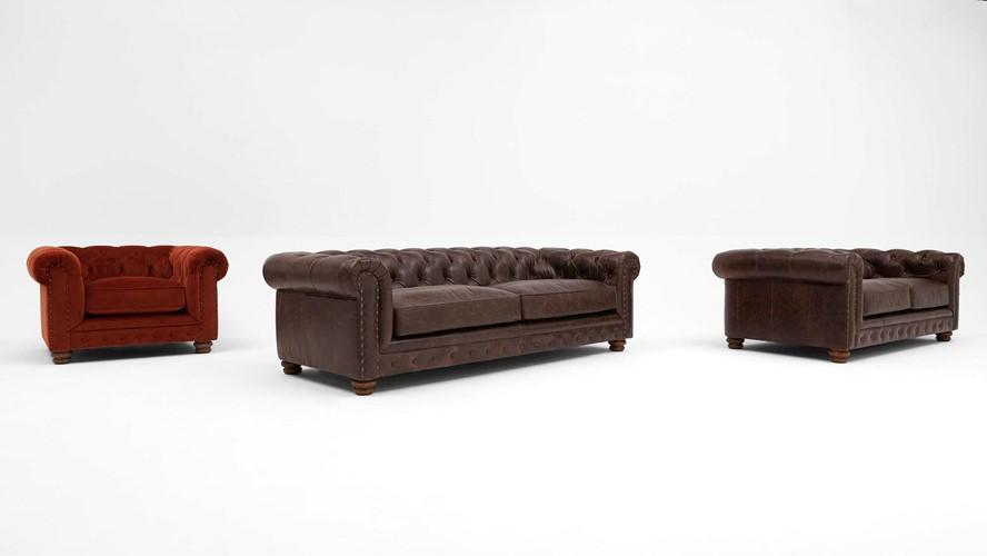 Alexander & James Hugo Midi Sofa
