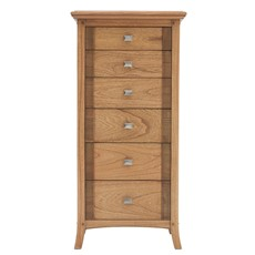 Florence 6 Drawer Tall Chest