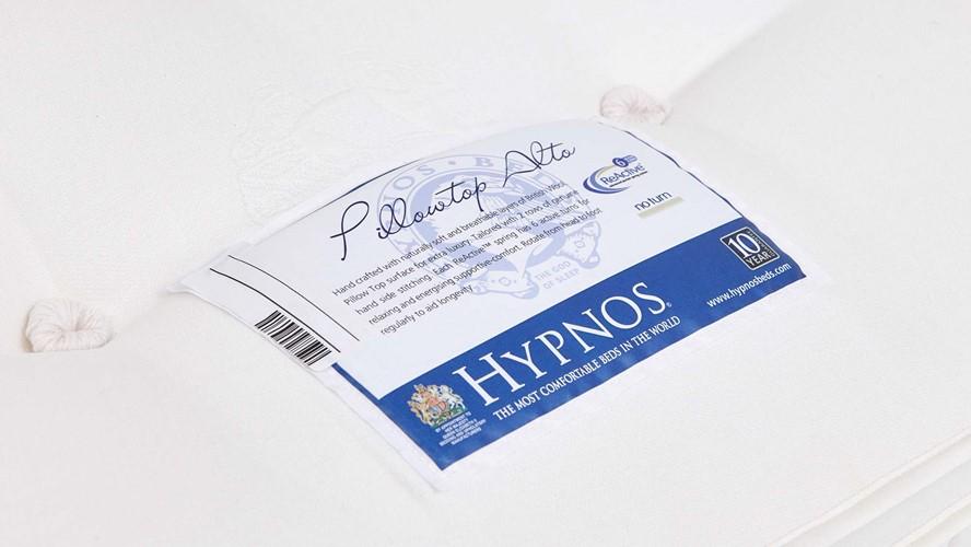 Hypnos Alto Pillow Top Mattress