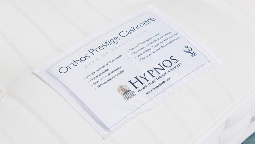 Orthos Prestige Cashmere Divan Set