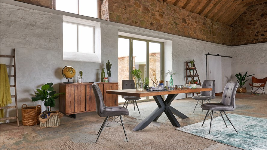 Raindale Dining Table Sterling Furniture