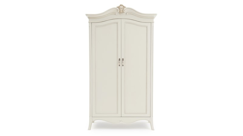 Anais 2 Door Wardrobe