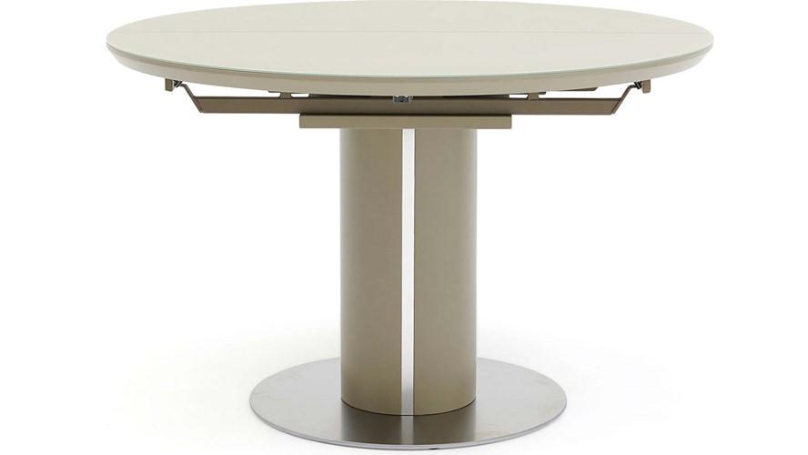 Kasper Round Extending Dining Table