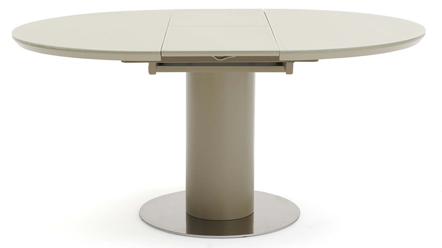 Kasper Round Extending Dining Table, Round Extending Dining Tables