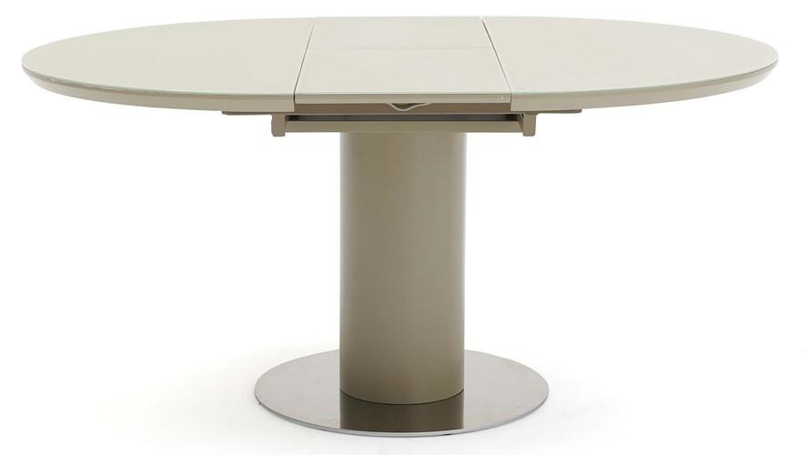 Kasper Kasper Round Extending Dining Table - White