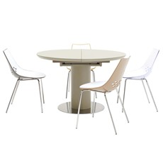 Kasper Table & 4 Jam Chairs