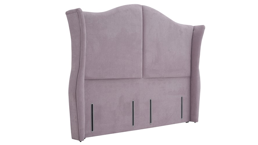 Katherine Winged Wide Headboard