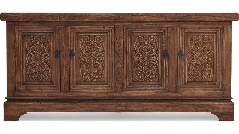 Koro 4 Door Sideboard