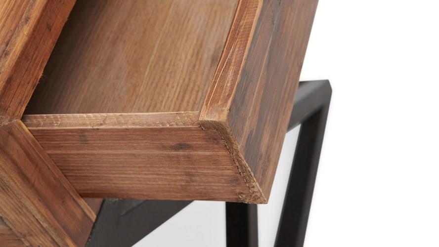 Koro Lamp Table