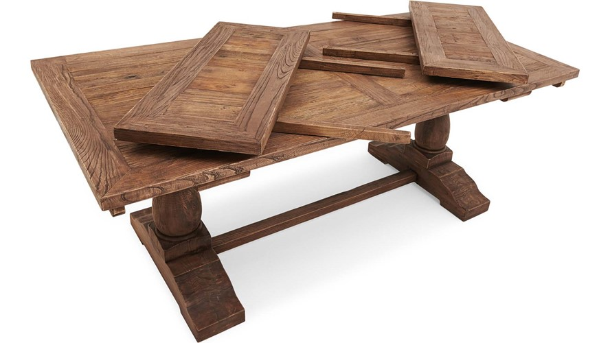 Koro Large Extending Dining Table