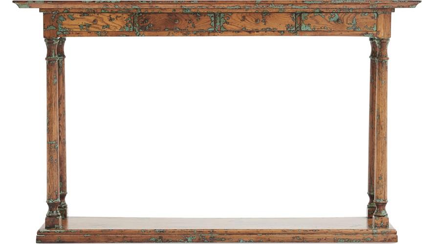 Koro Narrow 4 Drawer Console Table
