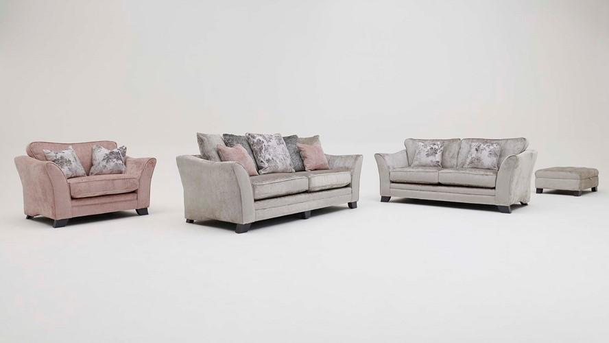 Lauren Snuggler Chair