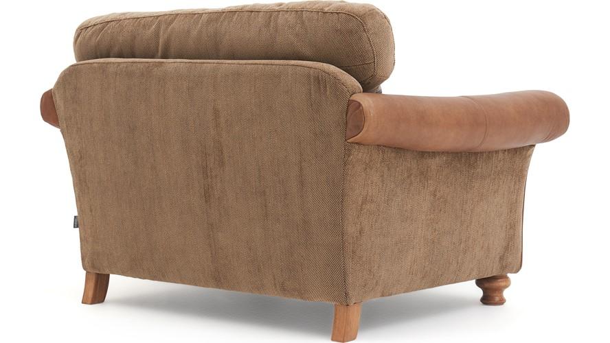 Alexander & James Lawrence Snuggler Chair