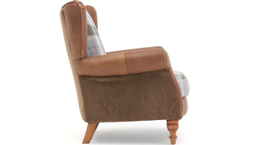 Alexander & James Lawrence Wingback Armchair