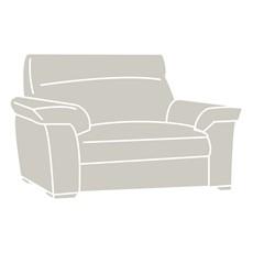 Natuzzi Editions Livorno 1.5 Seater Sofa