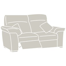 Natuzzi Editions Livorno Large Power Recliner Sofa