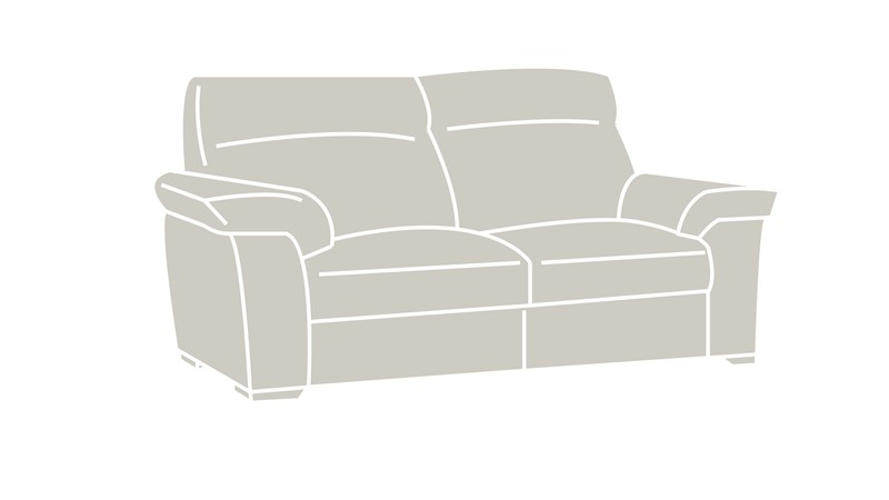 Natuzzi Editions Livorno Large Sofa