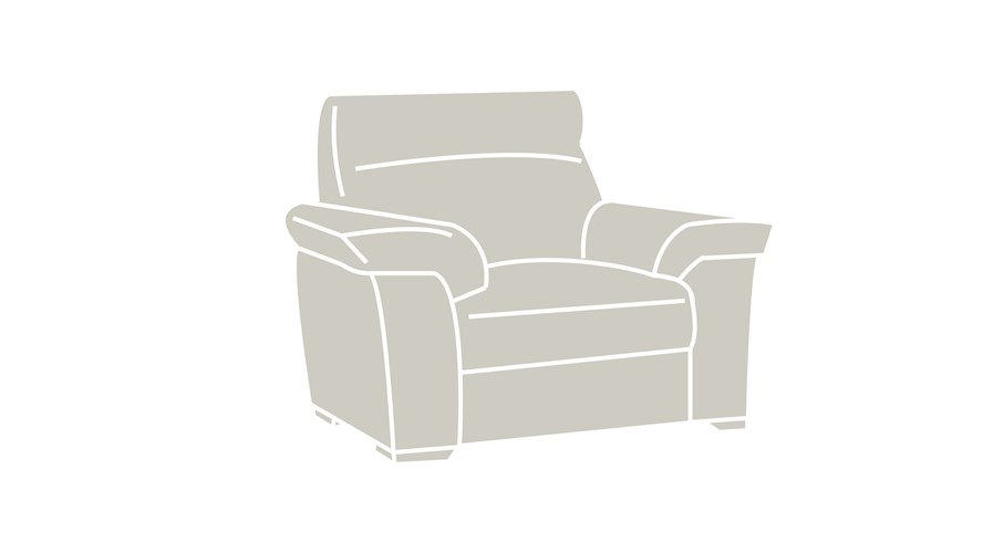Natuzzi Editions Livorno Loveseat Sofa