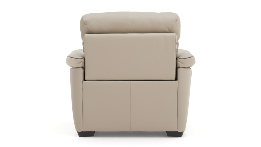 Natuzzi Editions Livorno Power Recliner Armchair