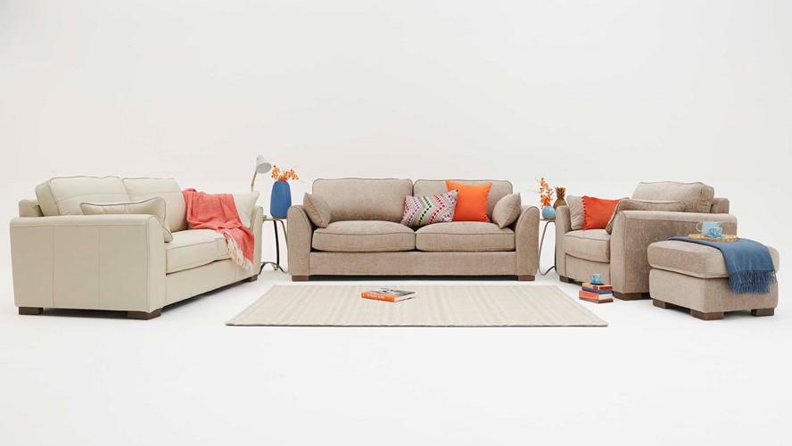 Luca 2 Seater Sofa