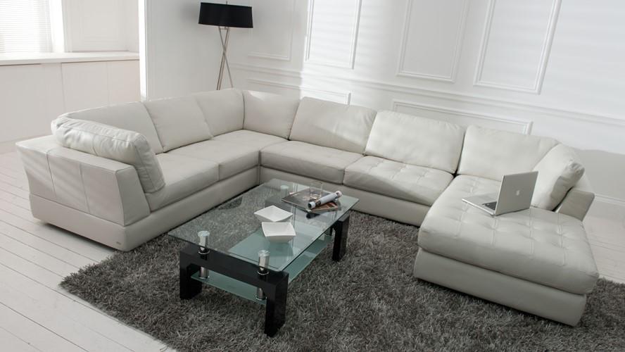 Natuzzi Editions Lucca Corner Sofa