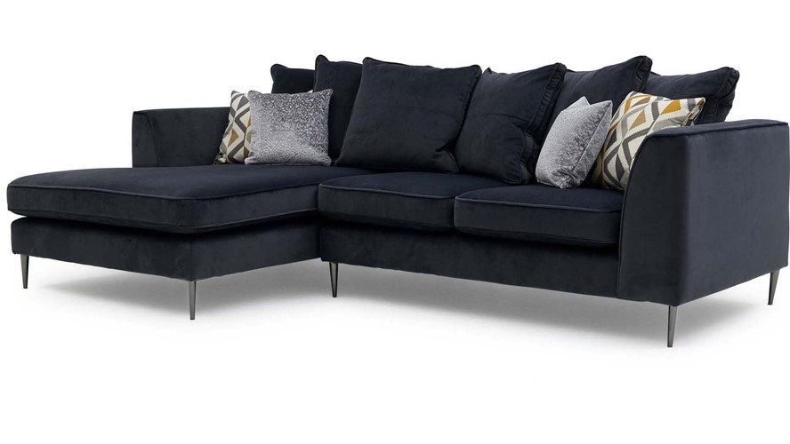 Luna Small Pillow Back Left Chaise