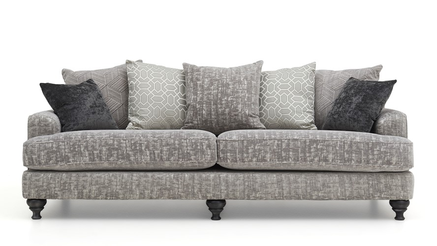 Furniture Village Annalise pillow back sofa | ira design