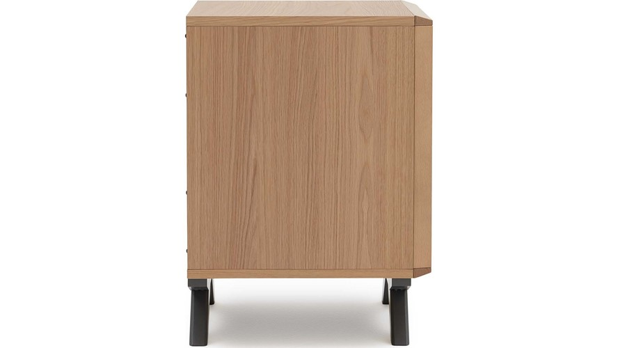 Malmo 1 Drawer Bedside Chest