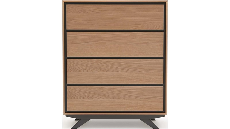 Malmo 4 Drawer Chest