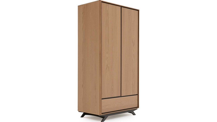 Malmo Double Wardrobe