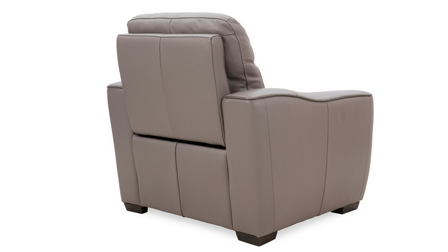 Mara Leather Recliner Armchair