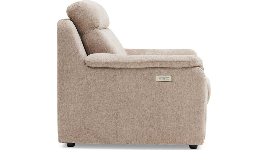 Nicoletti Martella Power Recliner Armchair