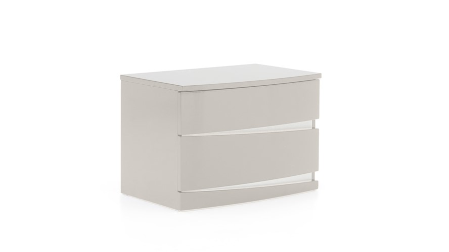 Merino Bedside Chest