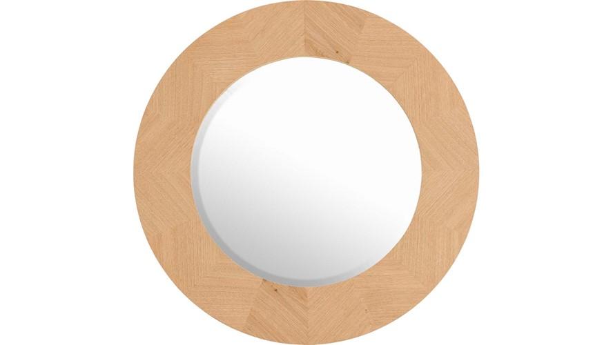 Laila Round Mirror