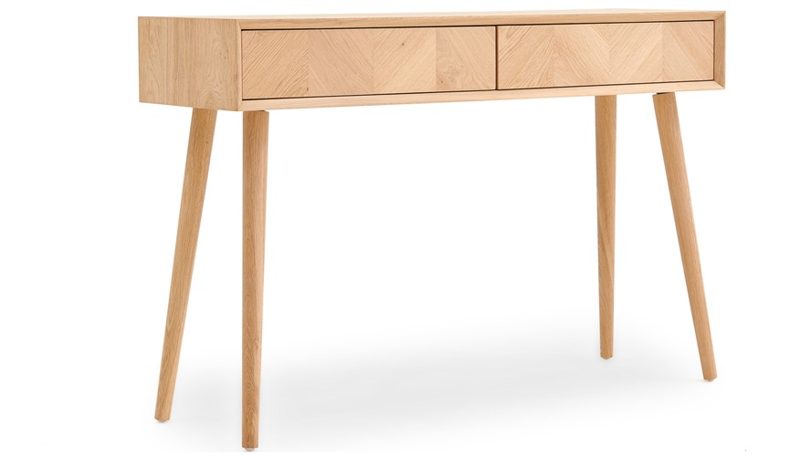 Laila 2 Drawer Console table