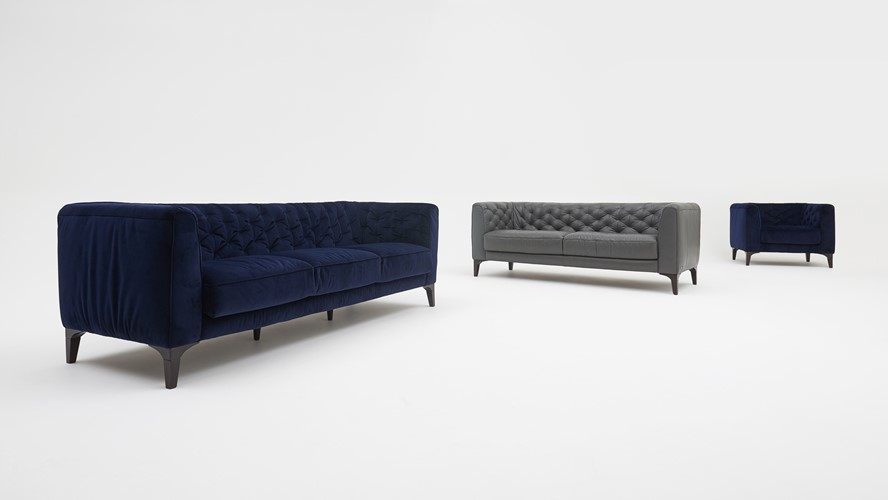 Natuzzi Editions Monza Large Sofa