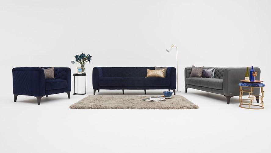 Natuzzi Editions Monza Sofa